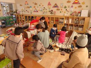 幼稚園 園庭開放1