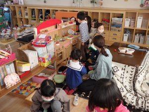 幼稚園 園庭開放2
