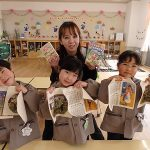 幼稚園 お別れ会4
